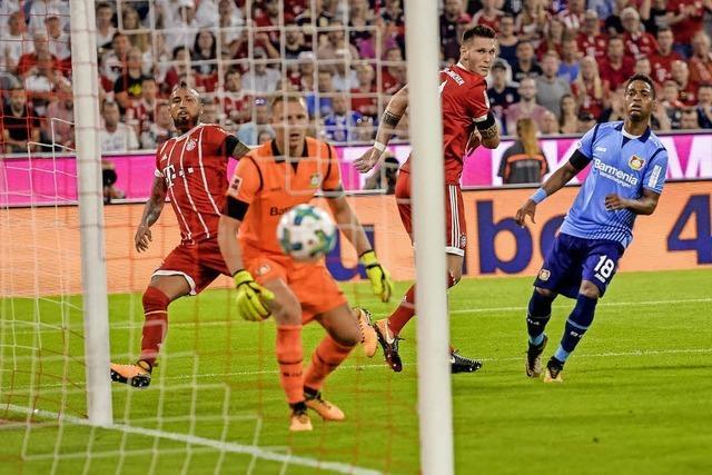 FC Bayern München legt einen bayerngerechten Saisonstart hin