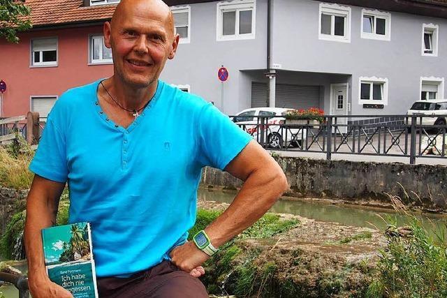 René Portmann aus Rheinfelden ist zu Gast im Schweizer Fernsehen