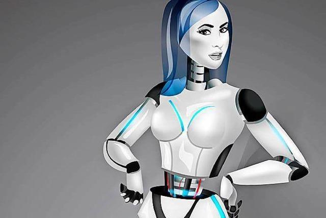 Liebe und Sex mit Robotern ist künftig denkbar