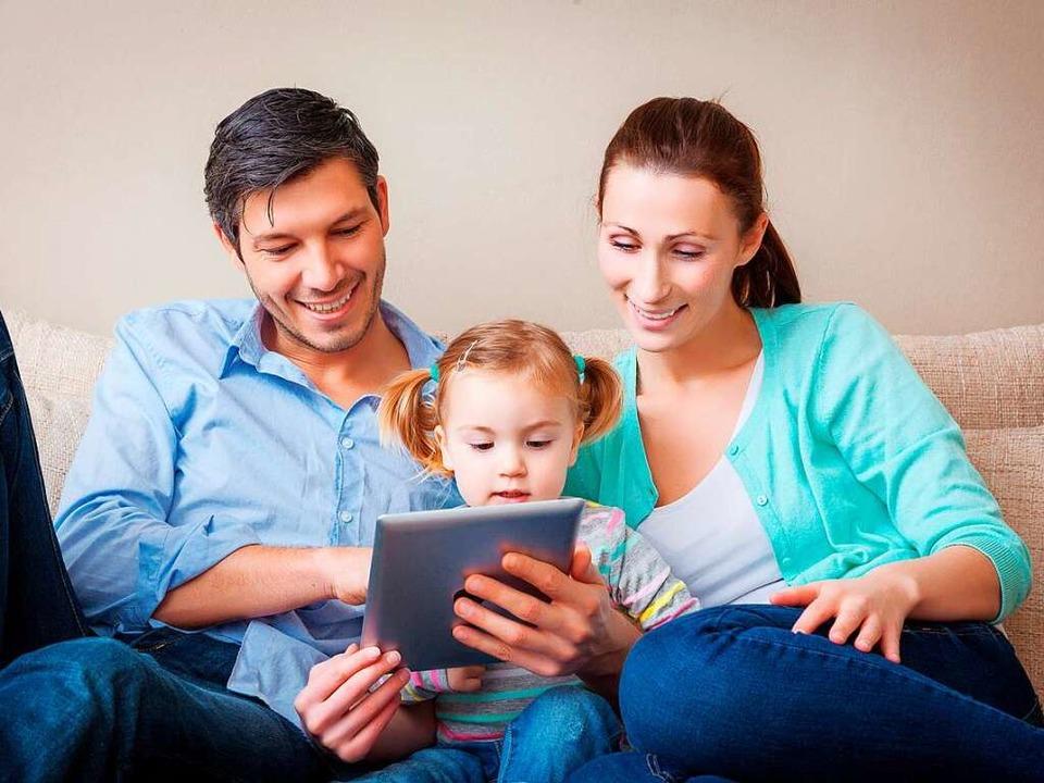 Tablets und Smartphones sind aus dem Alltag nicht mehr wegzudenken.    Foto: obs