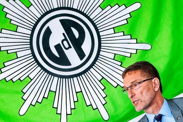 Polizeigewerkschaft GdP befindet sich in finanzieller Schieflage