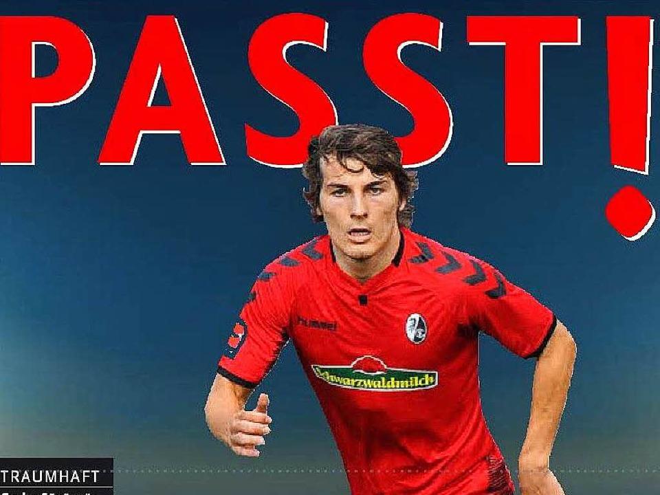 """Die neue Ausgabe von """"Passt"""" ist da.    Foto: bz"""