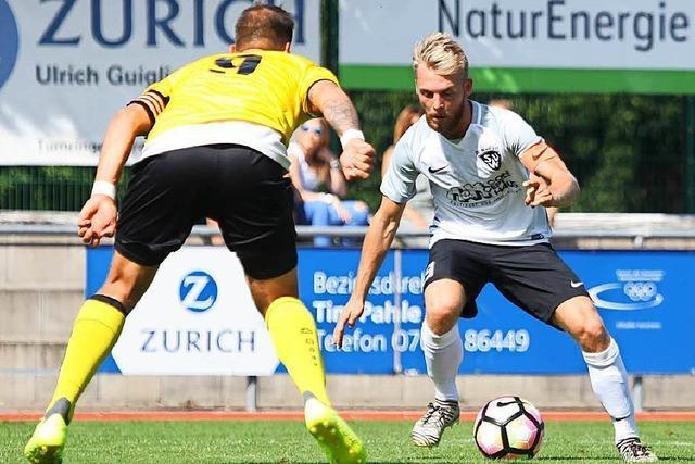FV Herbolzheim gewinnt 3:1 beim SV Weil