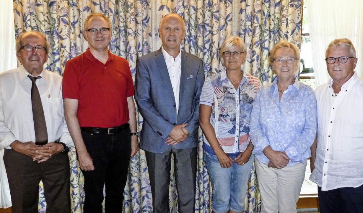 Ihre Organisationen leisten Hilfe in M...ender des Krankenvereins St. Trudpert   | Foto: Eberhard Gross