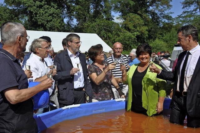 Das Heilbad Bad Bellingen ist für weitere 50 Jahre gesichert