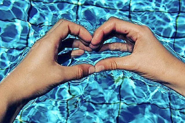 Liebeserklärung an die Farbe blau