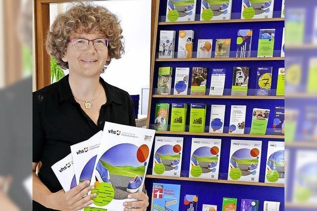 Die Volkshochschule Titisee-Neustadt bietet rund 800 Kurse an
