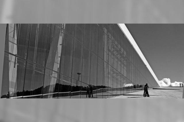 Die Architektur mit Emotionen belebt