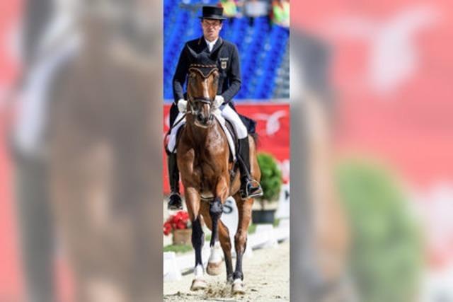 Ingrid Klimke gewinnt EM-Gold