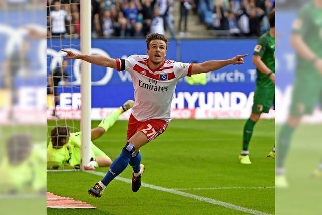 Kreuzbandriss nach Torjubel für HSV-Schütze Müller