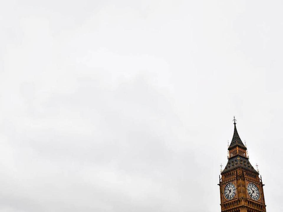 Wann ist Big Ben wieder zu hören?  | Foto: AFP