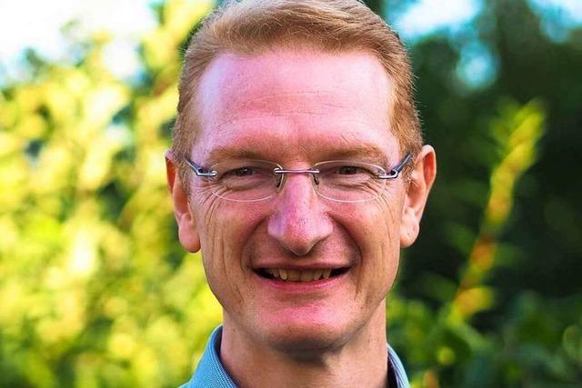 Thomas Gedemer kandidiert für die Bürgermeisterwahl in Herbolzheim