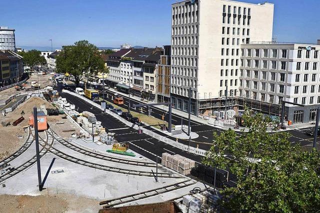 Der Hotelboom in Freiburg nimmt kein Ende