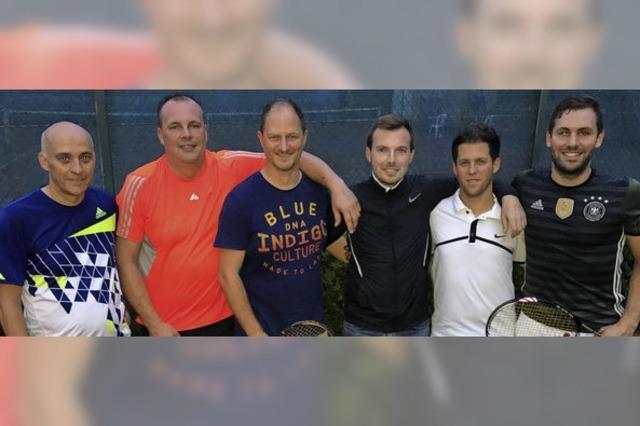 Meisterliche Tennis-Cracks