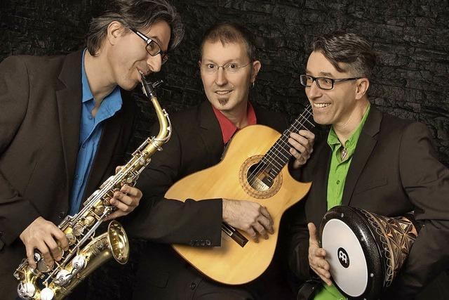 Trio Fabro eröffnet am Samstag, 16. September, die neunte Auflage der Reihe