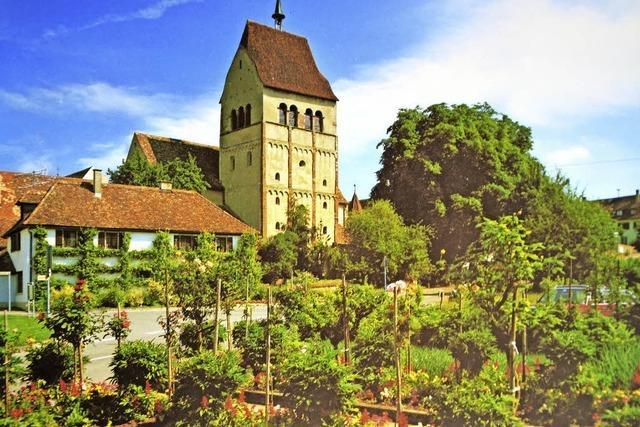 Besuch auf der Reichenau