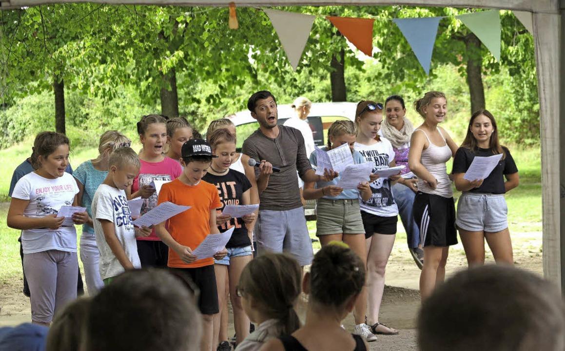 Am Freitag ging der 20. Neuenburger Kindersommer zu Ende.   | Foto: philipp