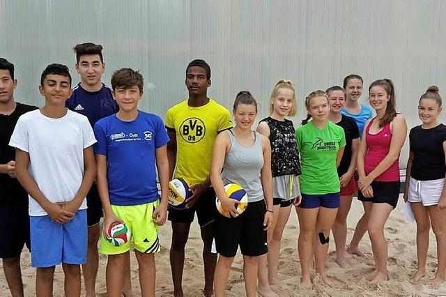 Erstes SVW-Sportcamp ein voller Erfolg