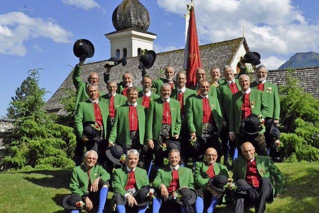 Tiroler Gesang