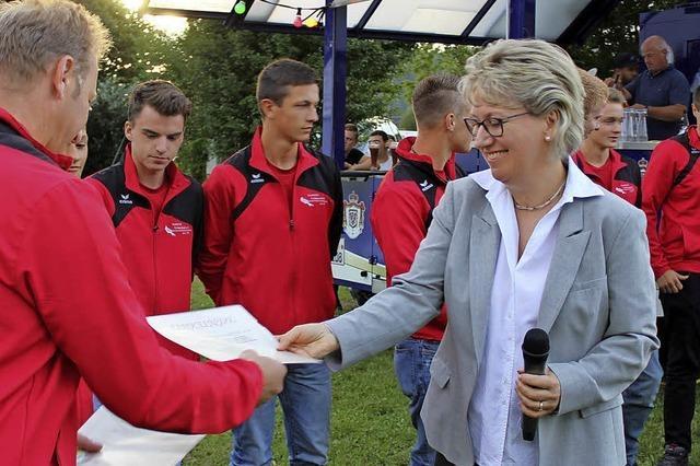 Mit 70 Jahren noch Europameisterin