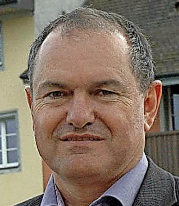Bleibt Stadtammann: Herbert Weiss (CVP)  | Foto: privat