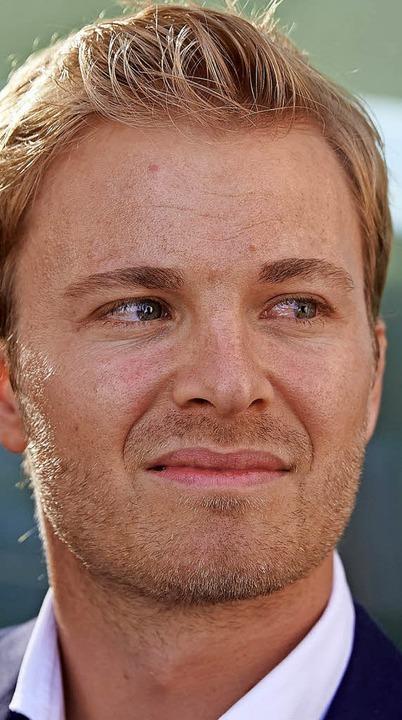 Nico Rosberg    Foto: Thomas Frey