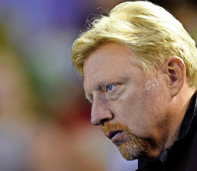 Rückkehrer Boris Becker   | Foto: dpa