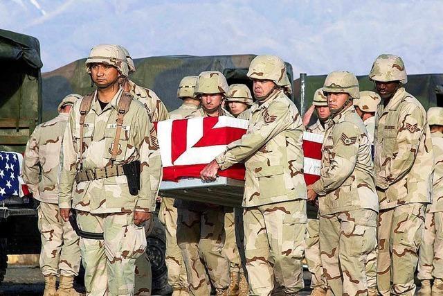 Neuer Kurs: Mehr US-Soldaten nach Afghanistan
