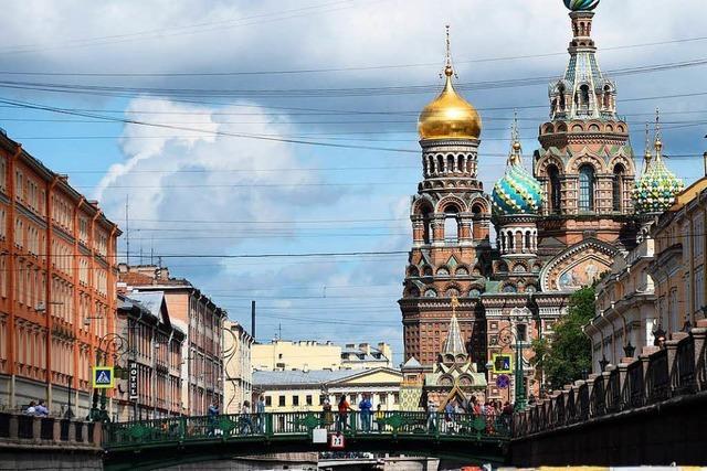 Die russische Wirtschaft hat die Krise hinter sich gelassen