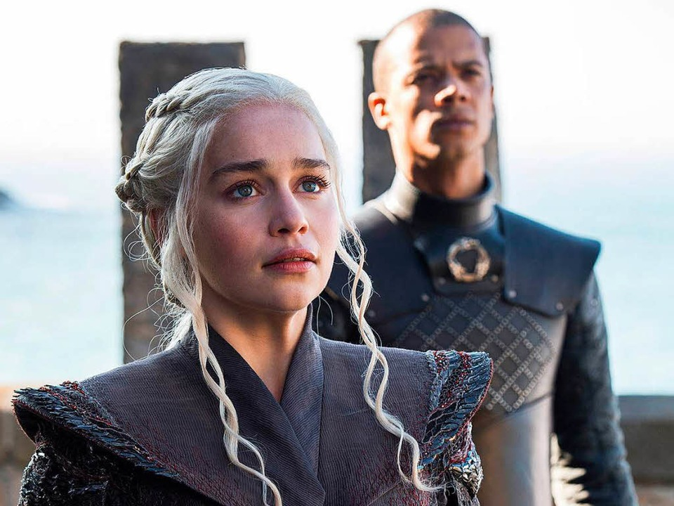 "Daenerys Targaryen (Emilia Clarke) ist...rienhits ""Game of Thrones""  | Foto: obs"