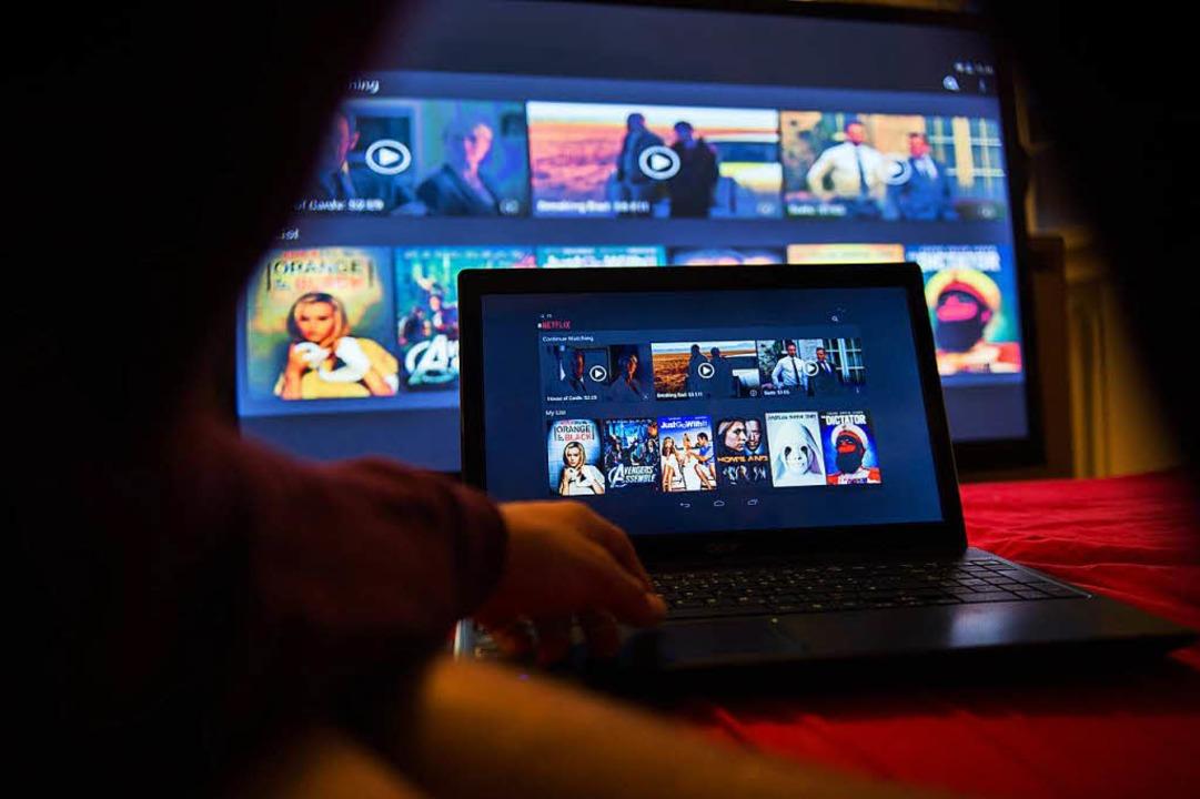 Mittlerweile gibt es einige Streamingdientse.  | Foto: dpa-tmn