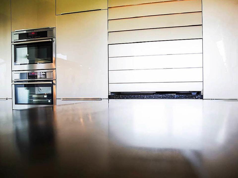 Küchen von Bicaralux bestechen durch simple Eleganz.  | Foto: Fischer Küchen