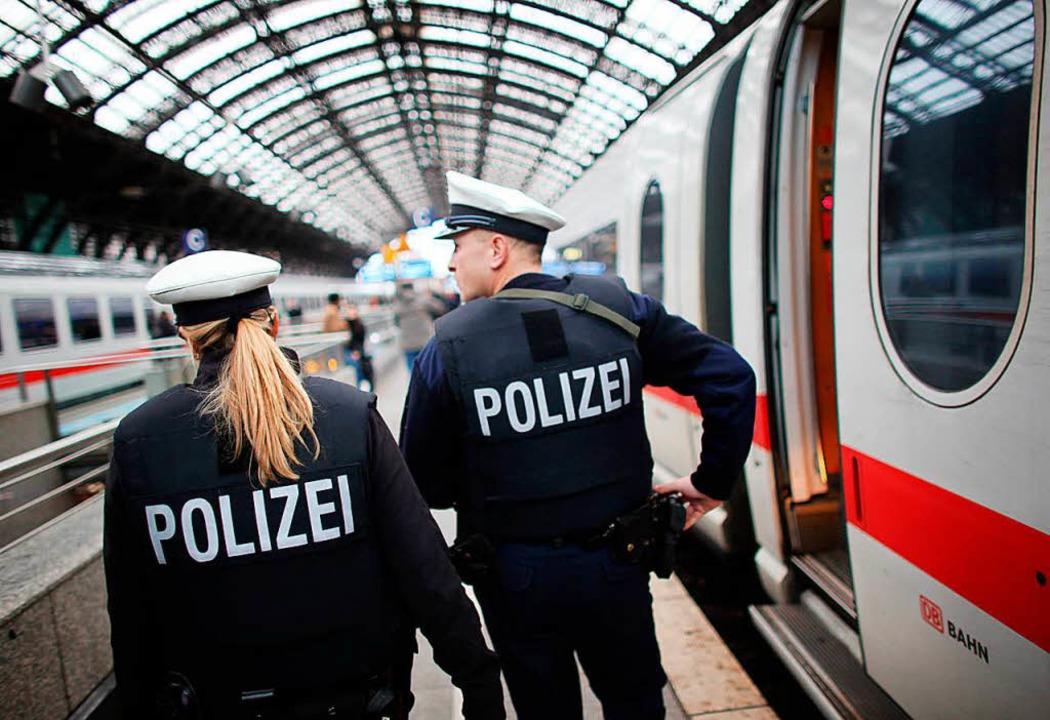 Die Bundespolizei entdeckte einen Syre... von Basel nach Freiburg (Symbolbild).    Foto: Oliver Berg