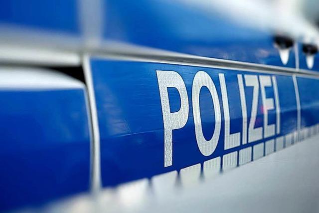 Jugendlicher belästigt Frau in Weil am Rhein