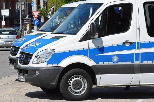 Mutmaßlicher Einbrecher in Weil am Rhein ausgeliefert
