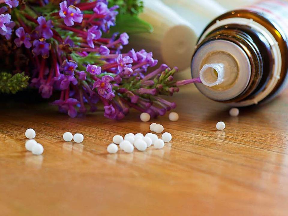 Heilpraktiker dürfen keine rezeptpflic...en. Ohne Rezept geht aber auch vieles.  | Foto: megakunstfoto - Fotolia