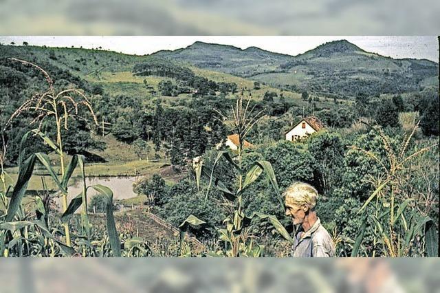Das Glück in Brasilien gesucht