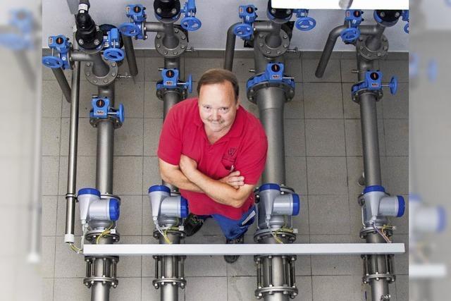 69 Milliarden Schluck Wasser im Jahr