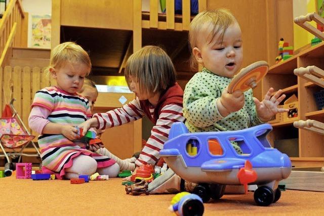 Elternbeiträge in Kindergarten und Krippe steigen