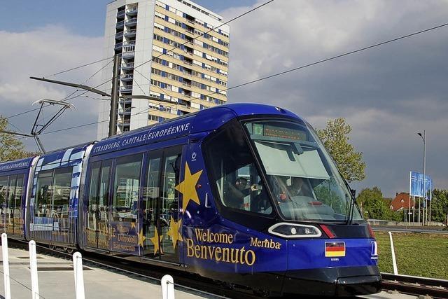 Tram-Tickets sehr beliebt