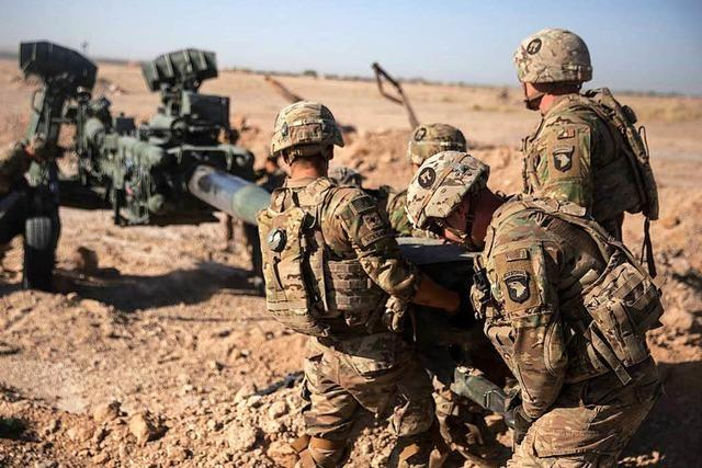 Trump will in Afghanistan