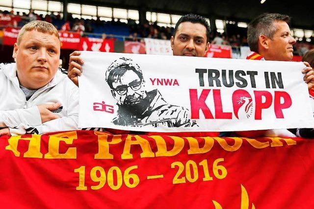 Hoffenheim hofft auf Überraschung in Liverpool