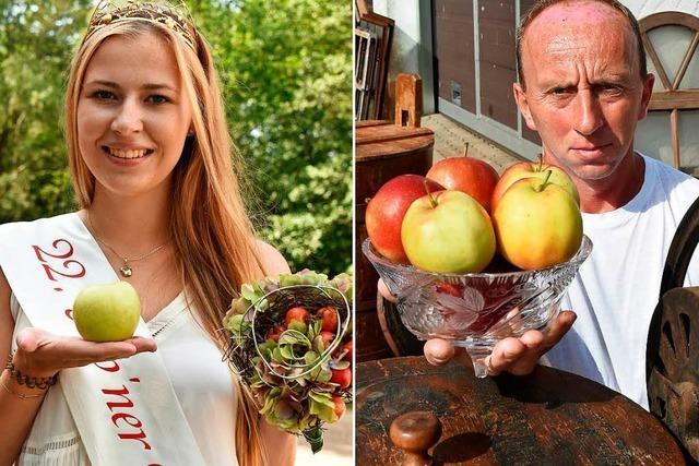 Mann will Gubener Apfelkönigin vom Thron stoßen