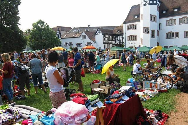 Spielzeugflohmarkt als Magnet und Schaufenster
