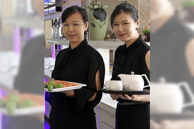 Neues China-Restaurant