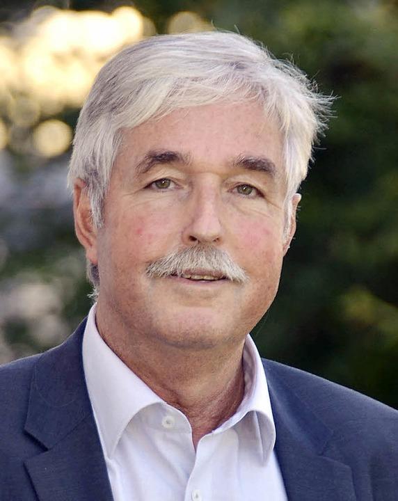 Wird an diesem Freitag als Chef der Kr... Ruhestand verabschiedet: Roland Haug     Foto: Röderer