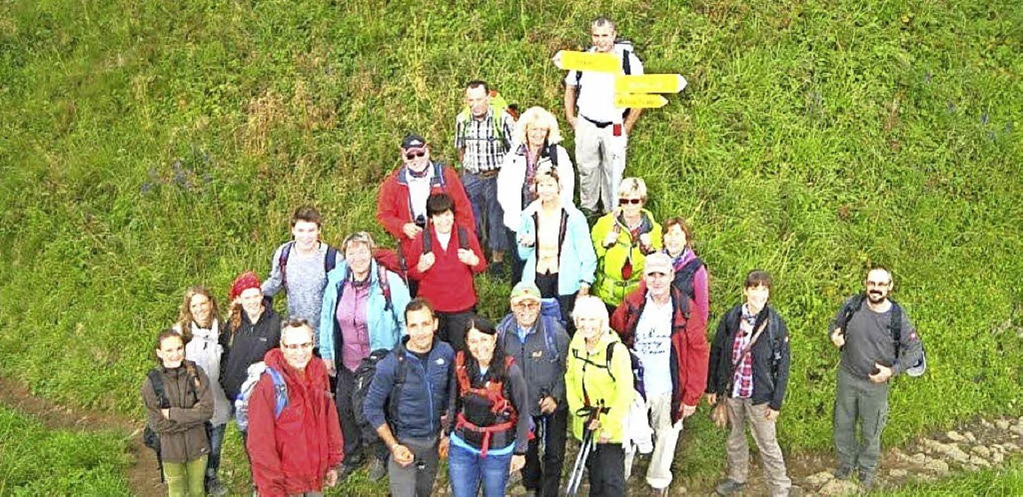 <BZ-FotoAnlauf>Schwarzwaldverein:</BZ-...en in der Schweiz das Alpsteingebiet.   | Foto: Privat