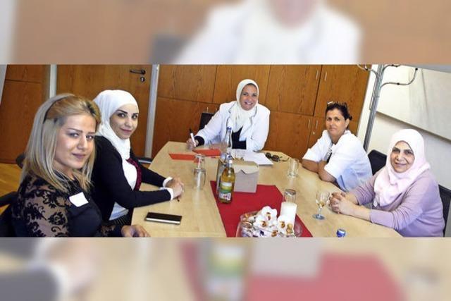 Ehrenkirchen zieht eine Bilanz der Integrationsarbeit