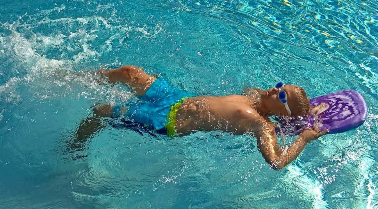 Schwimmen ist gar nicht so schwer – wenn man es lernt.    | Foto: Verein