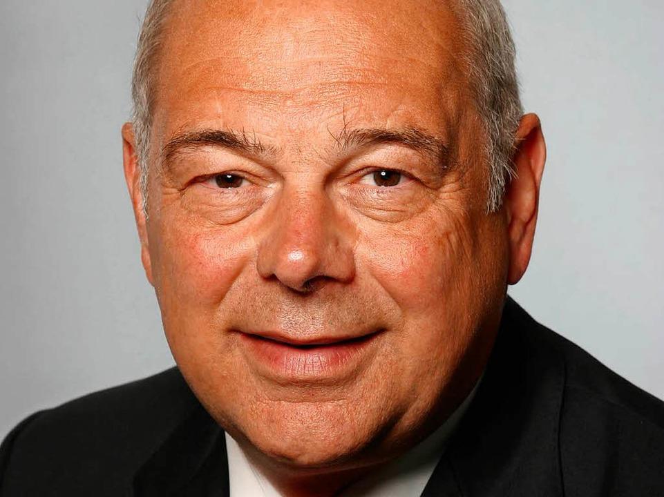 Professor Eberhard Hohnecker  | Foto: Privat